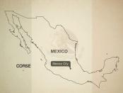 CORSE MEXIQUE