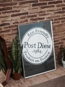 logo post diem