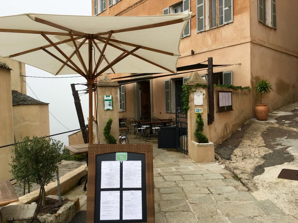 terrasse a spelunca