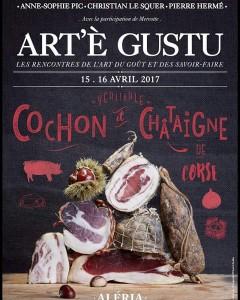 affiche art'è gustu 2017